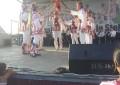 Grupul de Calusari  la Festivalul Calusului Argesean