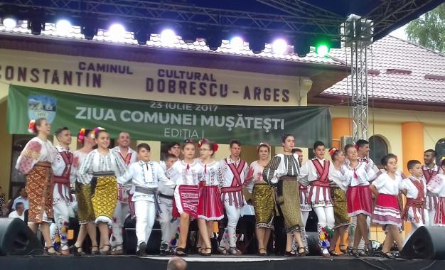 Artistii bascoveni, invitati la numeroase evenimente folclorice din judet
