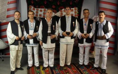 Rapsozii Bascovului – grup vocal barbatesc