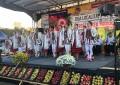 """Ansamblul folcloric """"Doina Bascovului"""",  aplaudat la scena deschisa  la """"Sărbătoarea Marului'"""