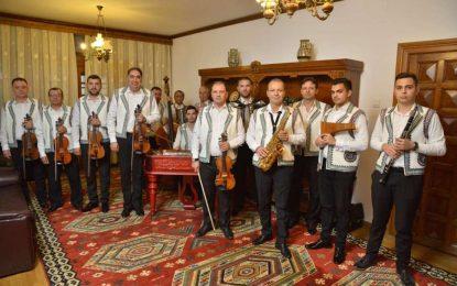 """Ansamblul Folcloric"""" Doina Bascovului"""", recital de zile mari pe 30 martie la un renumit Târg de nunţi"""