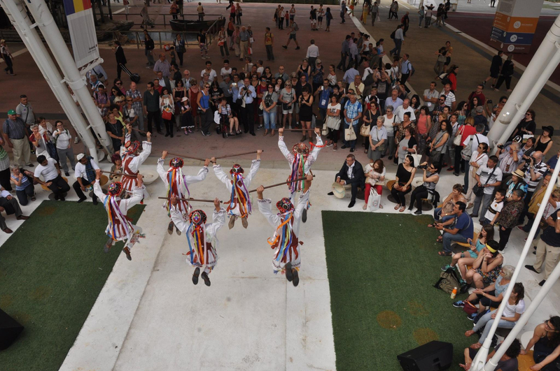 Expo Milano 2015, un succes rasunator al artistilor argeseni